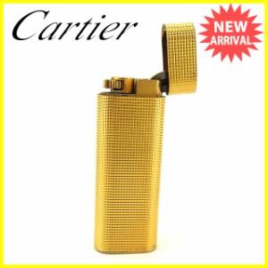 カルティエ Cartier ライター メンズ可 [中古] 訳あり セール D1618