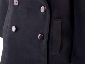 スナイデル snidel コート 衿フェイクファー付き レディース ダブル Pコート 新品 未使用品【新品】 P588