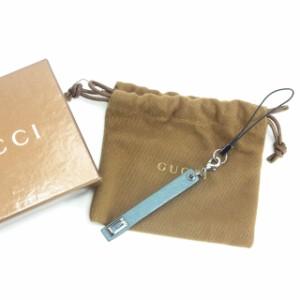グッチ Gucci 携帯ストラップ レディース 中古 Y4879