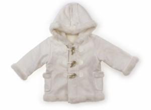 【コムサデモード/COMMECADUMODE】コート・ジャンパー 80サイズ 女の子【USED子供服・ベビー服】(254754)