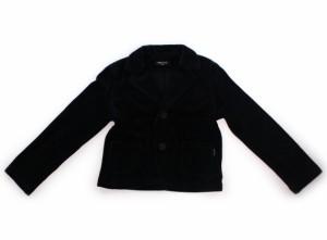 【コムサイズム/COMMECAISM】ジャケット・ブレザー 130サイズ 女の子【USED子供服・ベビー服】(287407)