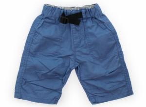 【無印良品/MUJI】ハーフパンツ 90サイズ 男の子【USED子供服・ベビー服】(289991)