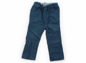 【無印良品/MUJI】パンツ 80サイズ 男の子【USED子供服・ベビー服】(289992)