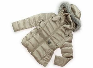 【コムサイズム/COMMECAISM】コート・ジャンパー 140サイズ 女の子【USED子供服・ベビー服】(295543)