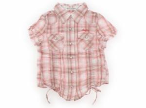 3598aaffa6169  べべ BeBe シャツ・ブラウス 100サイズ 女の子 USED子供服・
