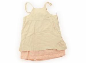 e6ca621a65245  オバイビ OBAIBI ジャンパースカート 60サイズ 女の子 USED子供服・ベビー服 (303451)