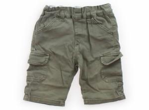 【無印良品/MUJI】ショートパンツ 90サイズ 男の子【USED子供服・ベビー服】(329780)