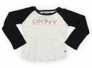 7a8a6fac13f25 【ダナキャラン/DKNY】Tシャツ・カットソー 90サイズ 女の子【USED子供服