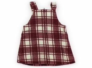 0d8270fc25b80  組曲 Kumikyoku ジャンパースカート 80サイズ 女の子 USED子供服・ベビー服 (346912)