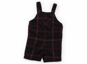 8fc1e30bc744a  コムサイズム COMMECAISM ベビーオーバーオール 80サイズ 女の子 USED子供服・ベビー服