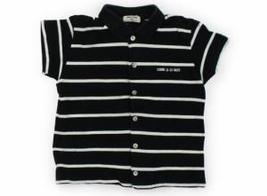 d08962bbb6312  コムサイズム COMMECAISM ポロシャツ 110サイズ 男の子 USED子供服・ベビー服