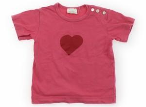 33a86673a6cd3  アニエスベー agnes.b Tシャツ・カットソー 80サイズ 女の子 USED