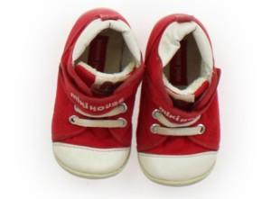 b31eeeda36834 【ミキハウス/mikiHOUSE】スニーカー 靴13cm~ 男の子【USED子供服・ベビー服