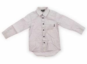 44692c4eea30c  コムサイズム COMMECAISM シャツ・ブラウス 100サイズ 男の子 USED子供服・
