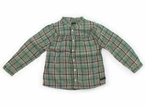 4a4591d7bf345  フィス FITH シャツ・ブラウス 110サイズ 女の子 USED子供服・
