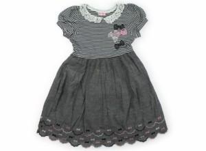 62aa846ff9162  メゾピアノ mezzopiano ワンピース 120サイズ 女の子 USED子供服・ベビー服