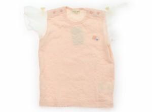 ceae584c04d97  キッズズー KidsZoo Tシャツ・カットソー 90サイズ 女の子 USED子供服