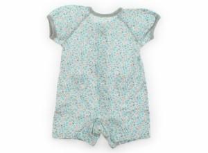 0255daf292046  コンビミニ Combimini カバーオール 60サイズ 女の子 USED子供服・ベビー服 (387836)