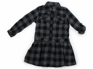 2d678f491a1af  コムサイズム COMMECAISM ワンピース 110サイズ 女の子 USED子供服・ベビー服