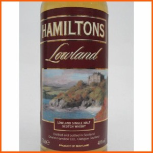 ハミルトン ローランド・ブレンデッド・モルト 赤茶箱 40度 700ml【あす着対応】