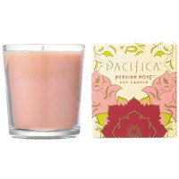 PACIFICA パシフィカキャンドル ペルシアン ローズ 約340g アロマ PACIFICA CANDLE PERSIAN ROSE