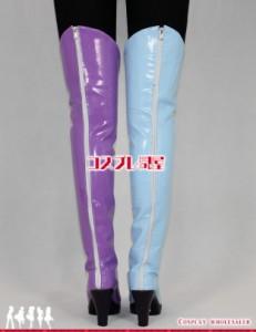 【コスプレ問屋】Fate/Grand Order(フェイトグランドオーダー・FGO・Fate go)★メディア リリィ ロングブーツ☆コスプレ衣装