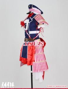 【コスプレ問屋】刀剣乱舞(とうらぶ)★乱藤四郎 極☆コスプレ衣装