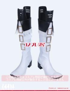 【コスプレ問屋】Fate/Grand Order(フェイトグランドオーダー・FGO・Fate go)★ナイチンゲール ロングブーツ 靴☆コスプレ衣装