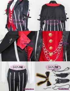 【コスプレ問屋】Sound Horizon(サウンドホライズン・サンホラ・SH)★メルヒェン☆コスプレ衣装