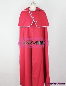 【コスプレ問屋】PandoraHearts(パンドラハーツ)★ノイズ マント☆コスプレ衣装