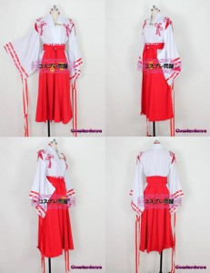 【コスプレ問屋】ファンタシースターオンライン2(PSO2)★カナギセイカイ紅☆コスプレ衣装