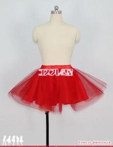 【コスプレ問屋】オーダーパニエ 34cm Sサイズ 赤・レッド☆コスプレ衣装【送料無料】