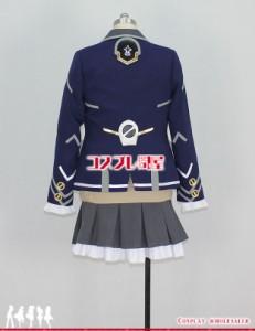 【コスプレ問屋】ファンタシースターオンライン2(PSO2)★アークスブレザーF☆コスプレ衣装
