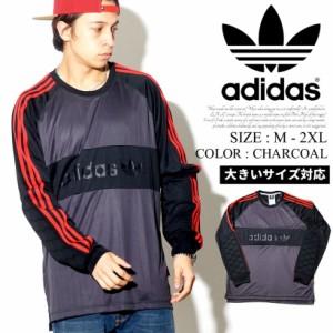 アディダス キーパージャージ ロンT 長袖Tシャツ メンズ 大きいサイズ BR3987 アディダス オリジナルス adidas