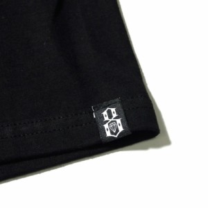 REBEL8 レベルエイト tシャツ 半袖Tシャツ メンズ 大きいサイズ 人気  ブラック