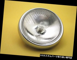 """Ring Honda  XL125 XL175 XL250 XL350 Dual Sport MT125 Elsinore 6/"""" Headlight 6V"""