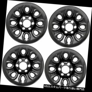 リアーカーゴカバー (4)2013シボレーシルバードトラックブラックホイールライナーカバースキンIMP64BLK  (4) 2