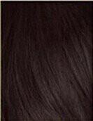 Remeehi 超自然 高品質耐熱 ポイントウイッグ ゆるふわ ロング巻き髪 クルップ付きエクステ クリップ エクステ (ダークブラウン)