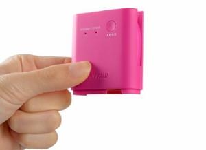 BUFFALO 11n/g 300Mbps 無線LAN親機 ピンク WMR-300/S-RD
