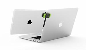 (送料無料)【日本正規代理店品】Ten One Design Mountie (iPhone、iPad用サブディスプレイ・マウントアダプタ) グリーン TEN-OT-000002