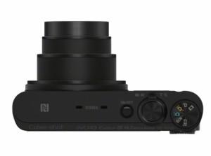 SONY デジタルカメラ Cyber-shot WX350 光学20倍 ブラック DSC-WX350-B