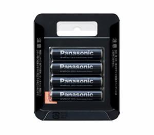 パナソニック eneloop pro 単4形充電池 4本パック ハイエンドモデル BK-4HCC/4