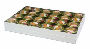 ヒーロー ミニ瓶ジャムセット オレンジママレード 28.3g×24個