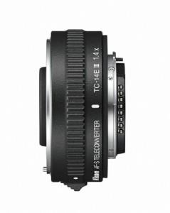 Nikon テレコンバーター AF-S TELECONVERTER TC-14E III TC14E3
