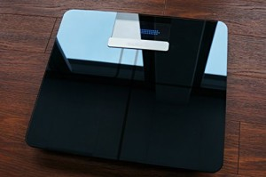 "Garmin ""Index, Smart Scale, Black"""