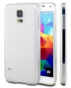 GALAXY S5 グリップデザインケース ( docomo SC-04F / au SCL23 / Samsung G900 i9600 ギャラクシーS5 対応 ) Grip Design TPU Cover Cas