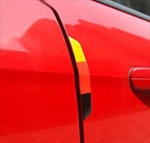 VW フォルクスワーゲン ドア ステッカー キズ 防止 (ドイツ)