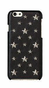 mononoff 605 Star's Case for iPhone6/6s ブラック MCI-605-BK