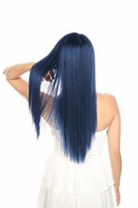 カラーバター エンシェールズカラートリートメント ネイビーブルー【ColorButterStyle】 全26色お選びいただけます! 染髪用手袋付き