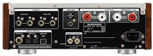 marantz USB-DAC/プリメインアンプ DSD ハイレゾ音源対応 シルバーゴールド  HD-AMP1/FN